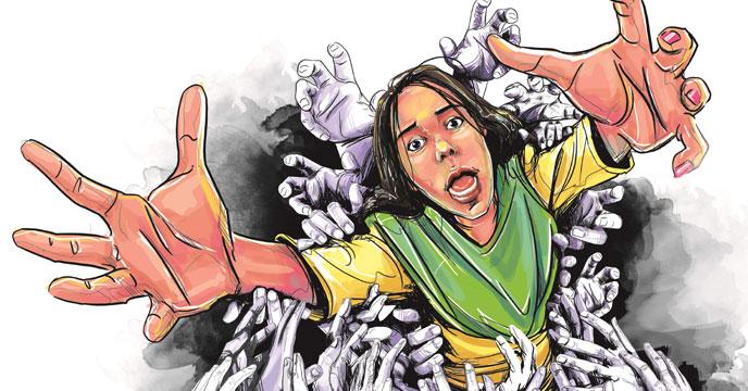 Five women gang-raped by armed men in Jharkhand