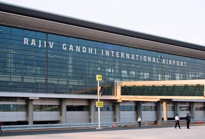 Man held with foreign currency at Shamshabad airport