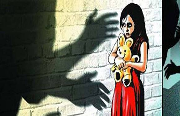 Four year old rape by conductor in Ujjain