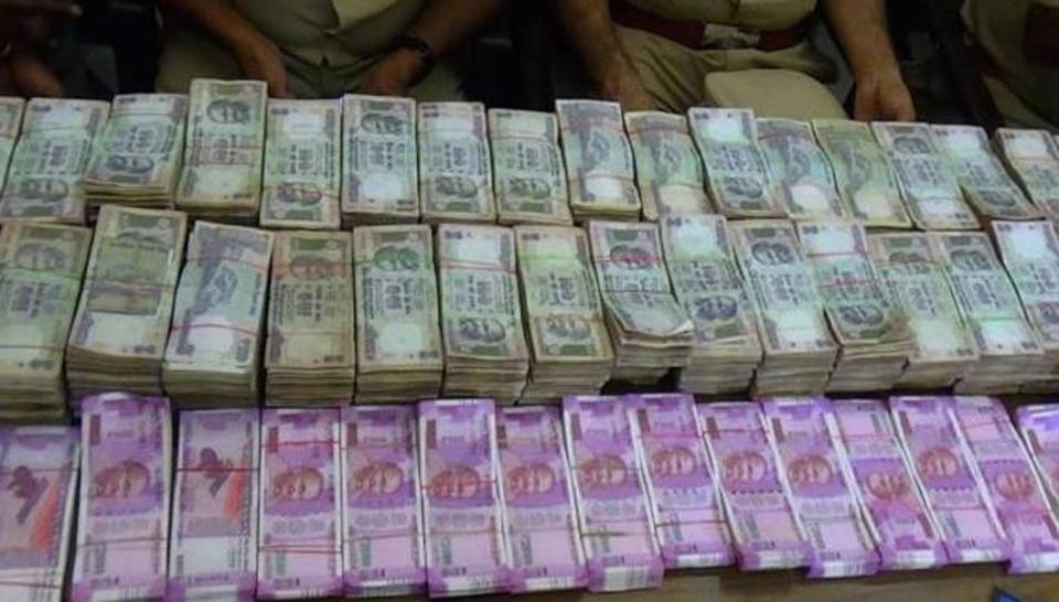 Over Rs.3 crore hawala cash seized in Hyderabad