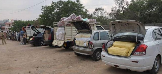 gutka-worth-rs50-lakh-seized-at-rc-puram-in-hyderabad