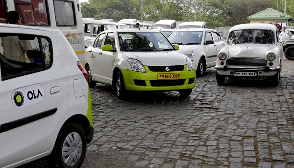 Four drivers fleece lakhs from Ola using technology