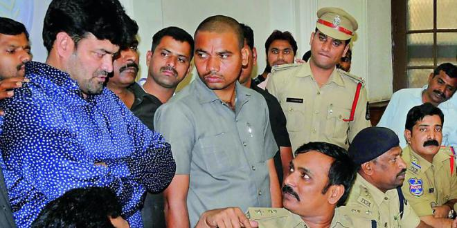 PD Act invoked against rowdy sheeter Ayub Khan