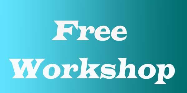 Free workshop for unemployed candidates on Aug 5