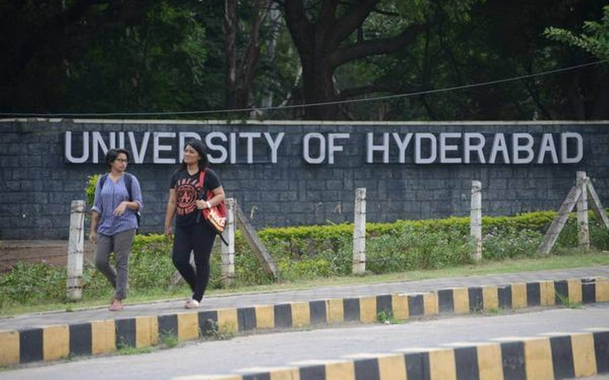 University of Hyderabad (UoH) receive 62,853 online application for academic session 2020-21 amid pandemic