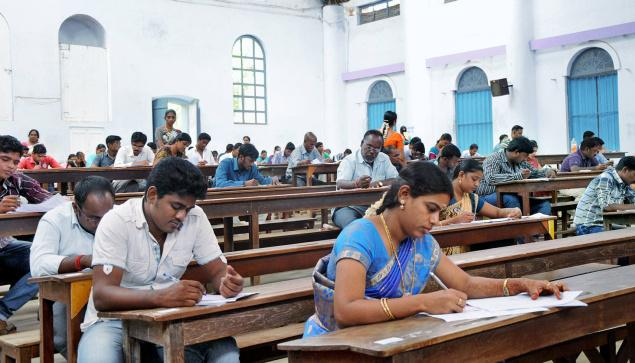 63,000 candidates to take exam for AE posts