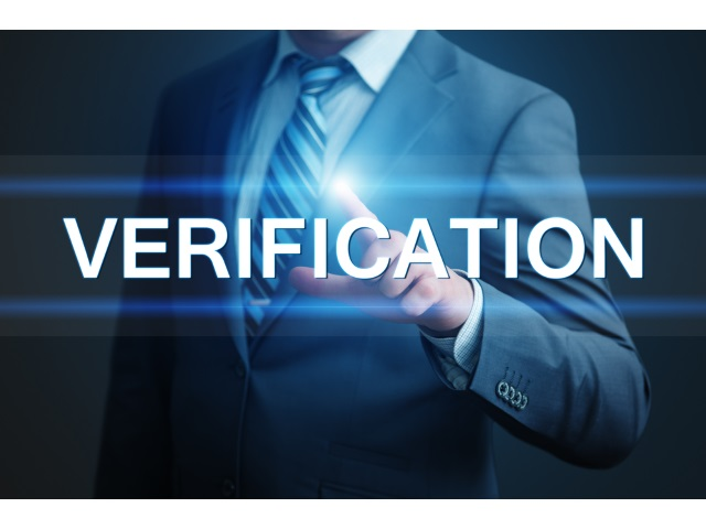SET certificate verification from tomorrow