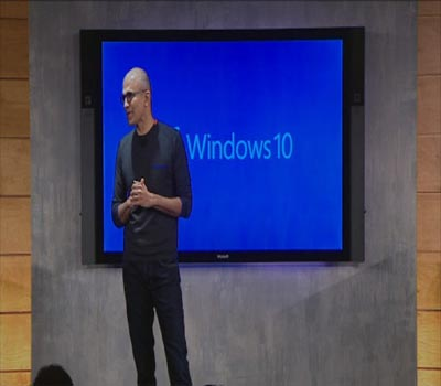 Microsoft says Windows 10 available on July 29