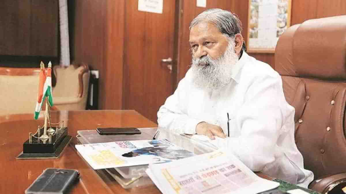 Health Minister Anil Vij announces schools will remain shut for more 10 days in Haryana