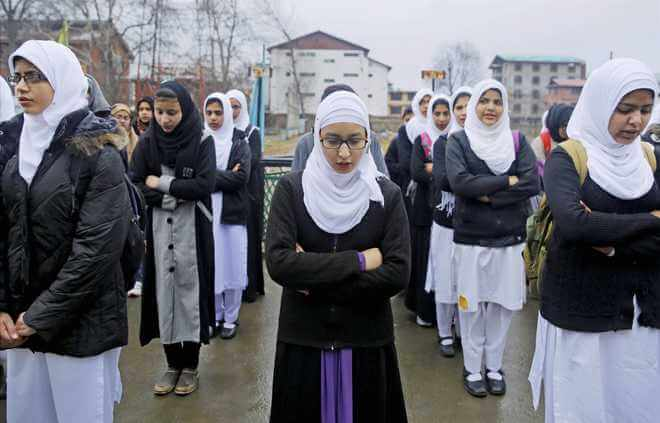 Kashmir schools to reopen today for classes 9 to 12 after a gap of 11 months