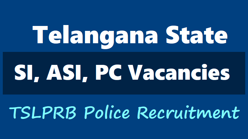 93.95% take exam for constable posts in Telangana State