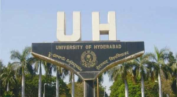 University of Hyderabad offers 6 new courses