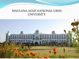 MANUU, Hyderabad invites applications for MBA programm 2015