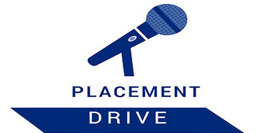 Placement drive at Osmania University tomorrow