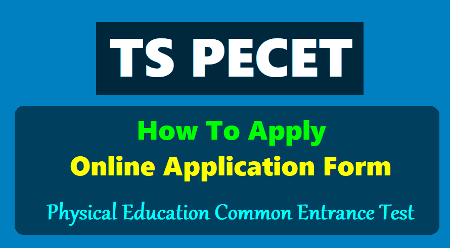 TSPECET online applications