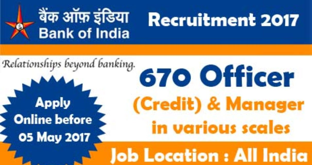 bankofindiatorecruit670postsforofficer(credit)managerposts