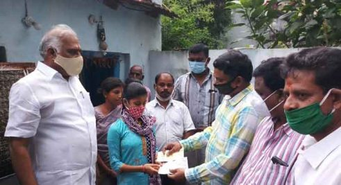 Intermediate II year topper Kati Kalyani gets Rs 1 lakh aid in Telangana