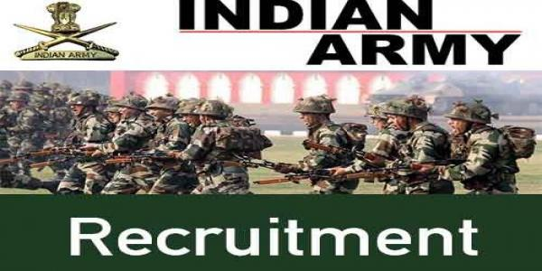 Army recruitment rally from Jan 7