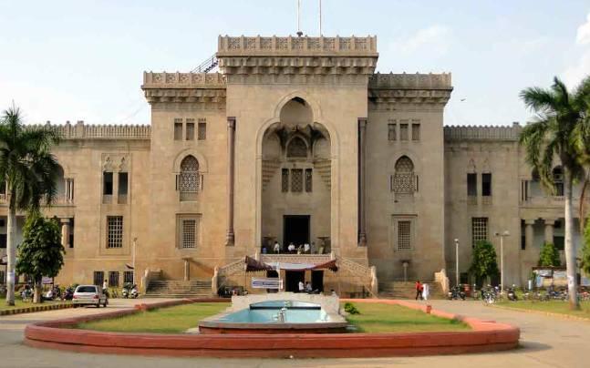 Osmania University among 1000 best varsities in the world