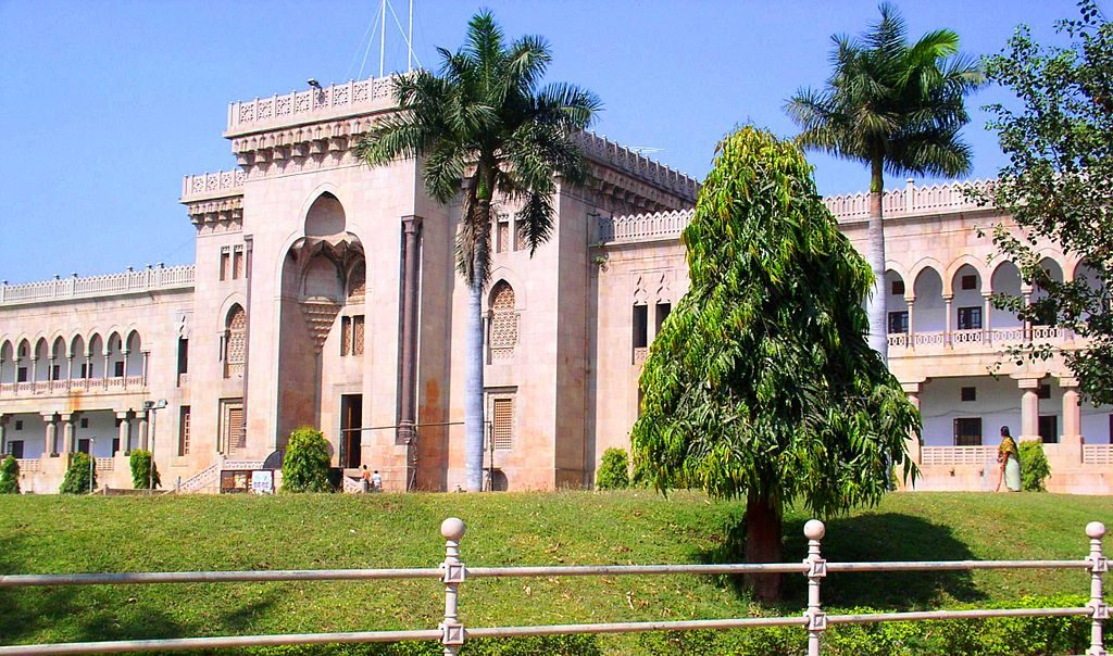 Osmania University rank 34th position in the country