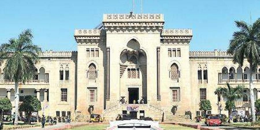 Osmania University to hold convocation on Oct 27