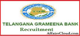 Job opportunities in Telangana Grameena Bank