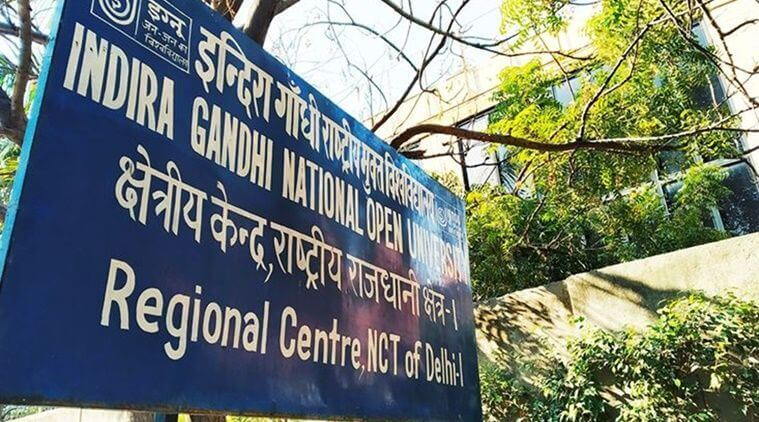 IGNOU extends January 2021 admission deadline till April 30