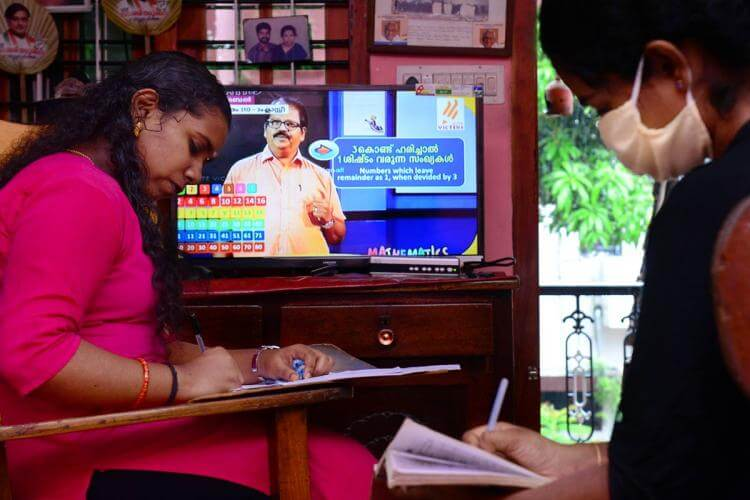 Kerala govt begins online classes for 43 lakh students