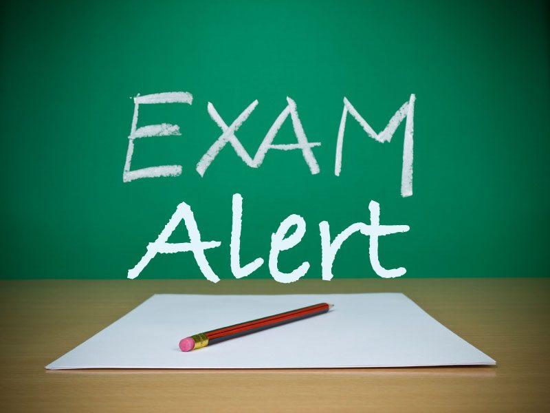 TGT,PGT exams schedule released