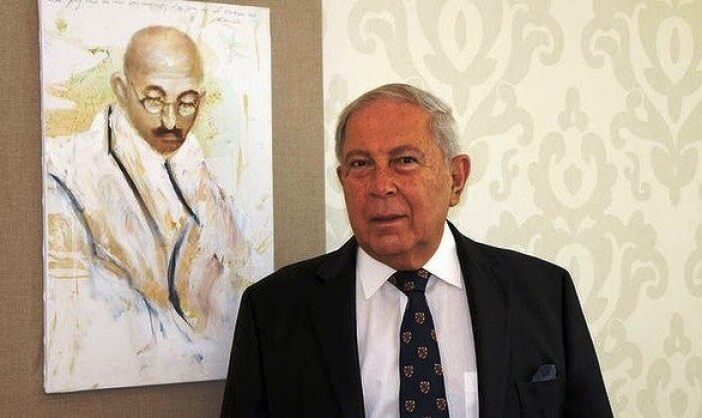 Cambridge University named its Chemistry department after Polish-born Indian scientist Yusuf Hamied