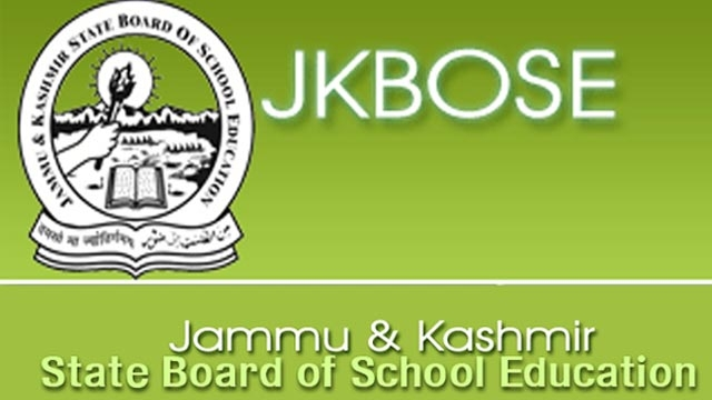 School Education Board examinations for class 10th begin in Kashmir Division