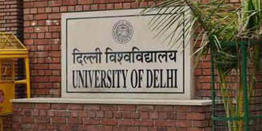 Delhi University open book exams to be held in July