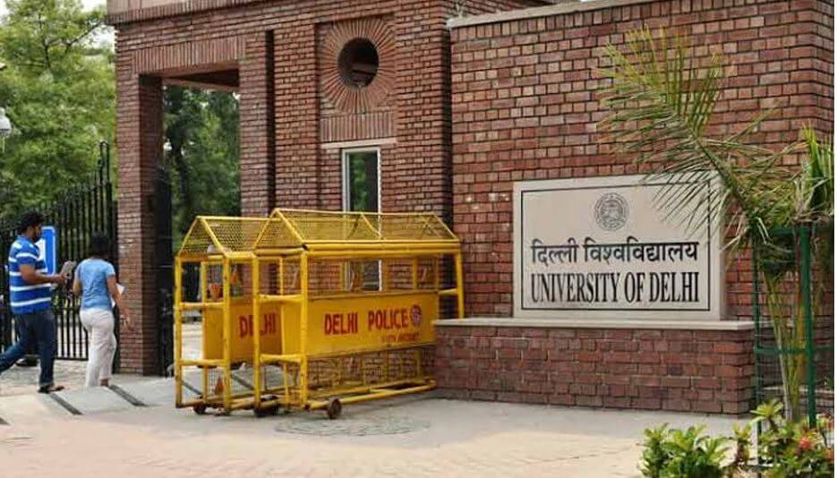 Online academic session 2020-2021 for UG and PG students to start from August 10, says Delhi University