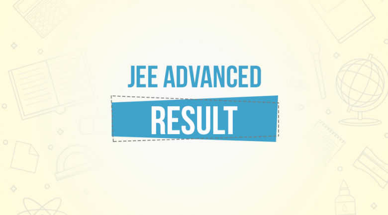 JEE (Advanced) result to be declared on June 10