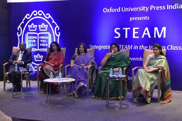 160+ schools join OUP India to learn about STEAM education