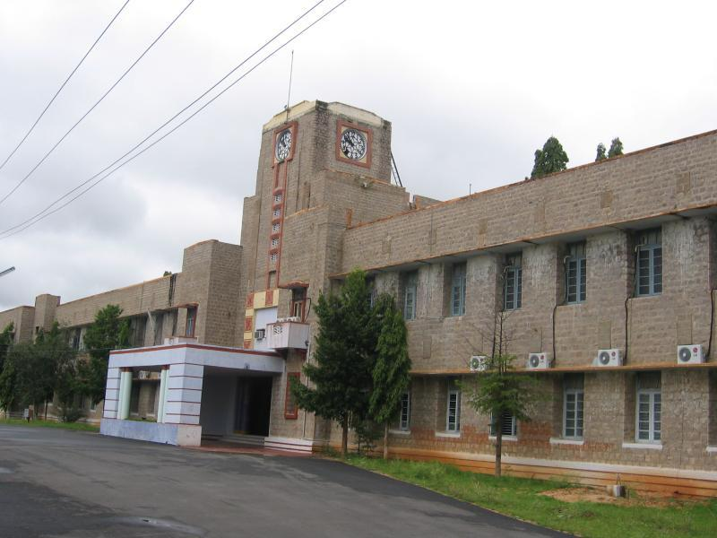 JNTU, Anantapur M.Tech program 2015