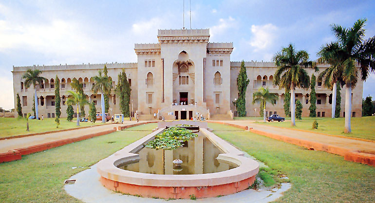 Osmania University to hold convocation in Nov