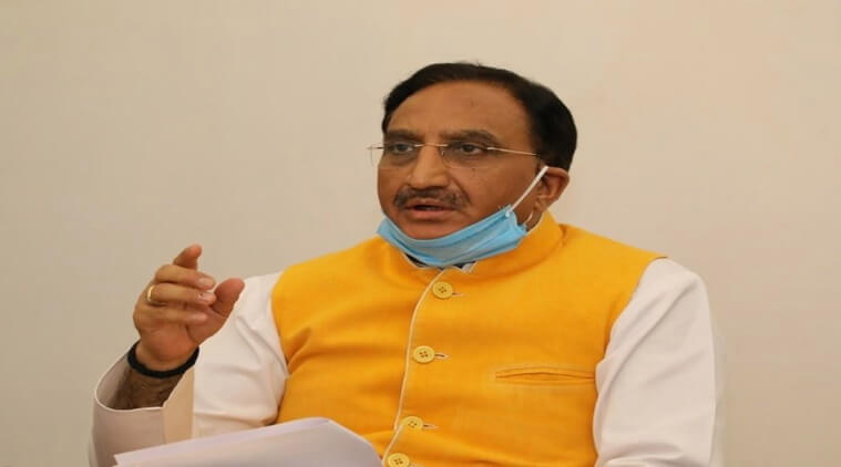 Education Minister Ramesh Pokhriyal launches new academic calendar for Classes 6 to 8