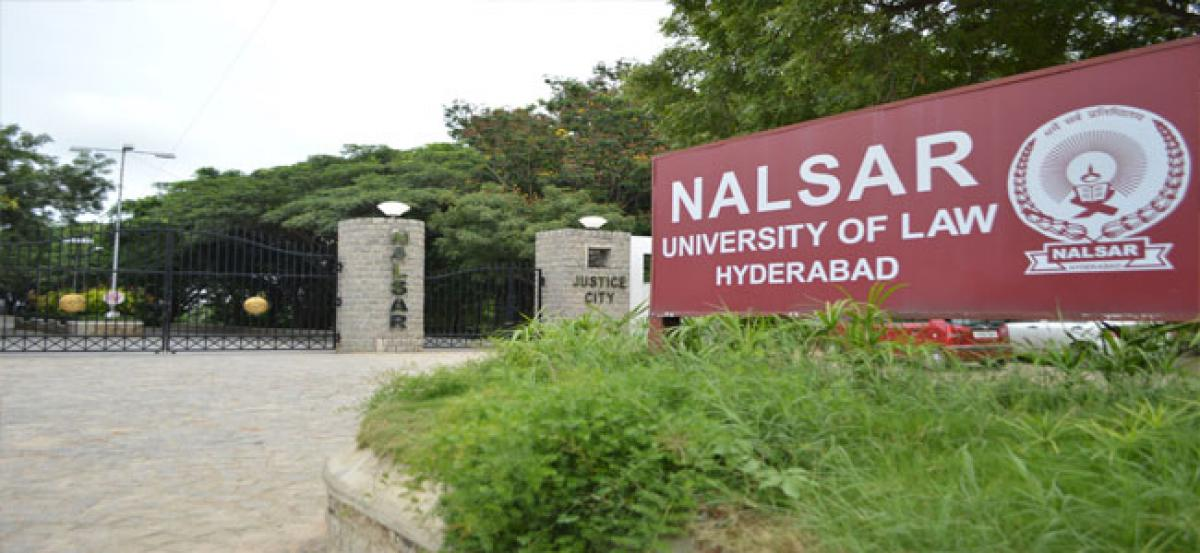 NALSAR invites applications for various courses