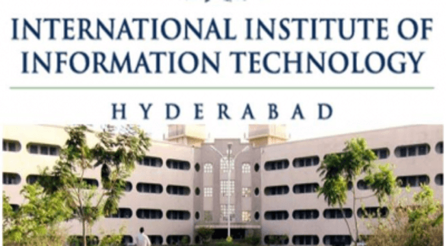 IIIT-H offers one-week certificate program for college faculty on online pedagogy