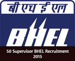 bhelrecruitment2015
