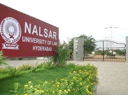 Nalsar University invites application for admission into MBA course