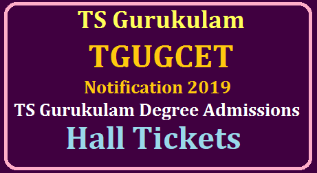 TGUGCET hall tickets from June 12