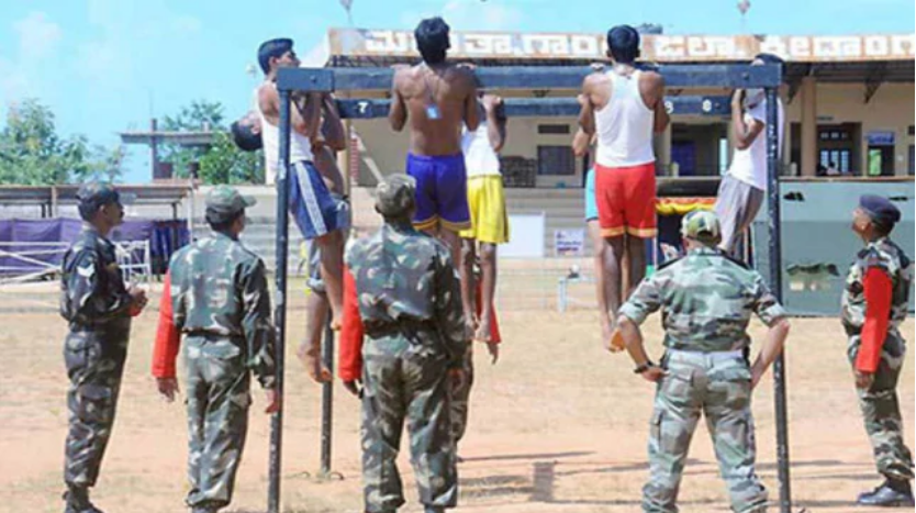 Army Recruitment Rally from June 15