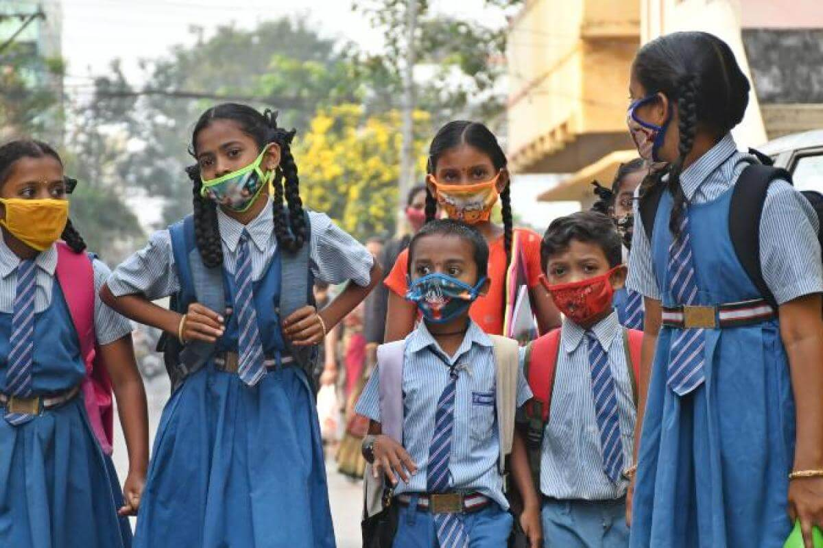 Andhra Pradesh schools to remain closed for classes 1 to 9 from tomorrow