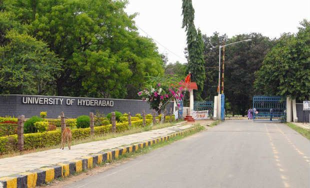 UoH test for Ph.D admissions tomorrow