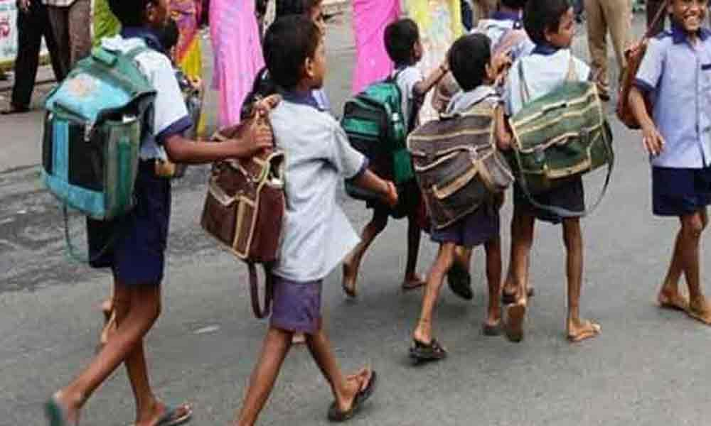School re-opening postponed to june 12 in Telangana