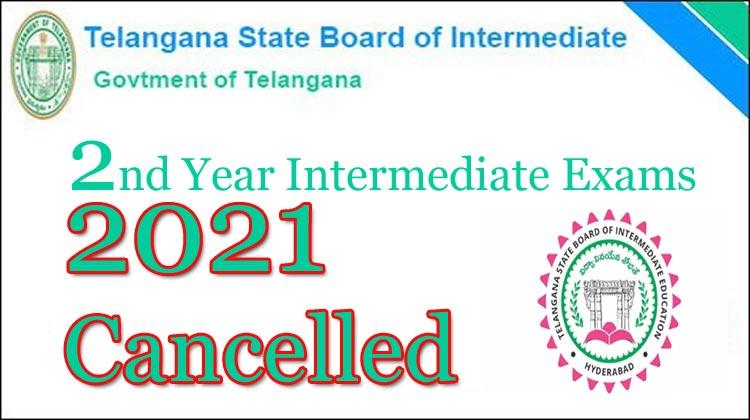 Telangana cancels Intermediate second year exams