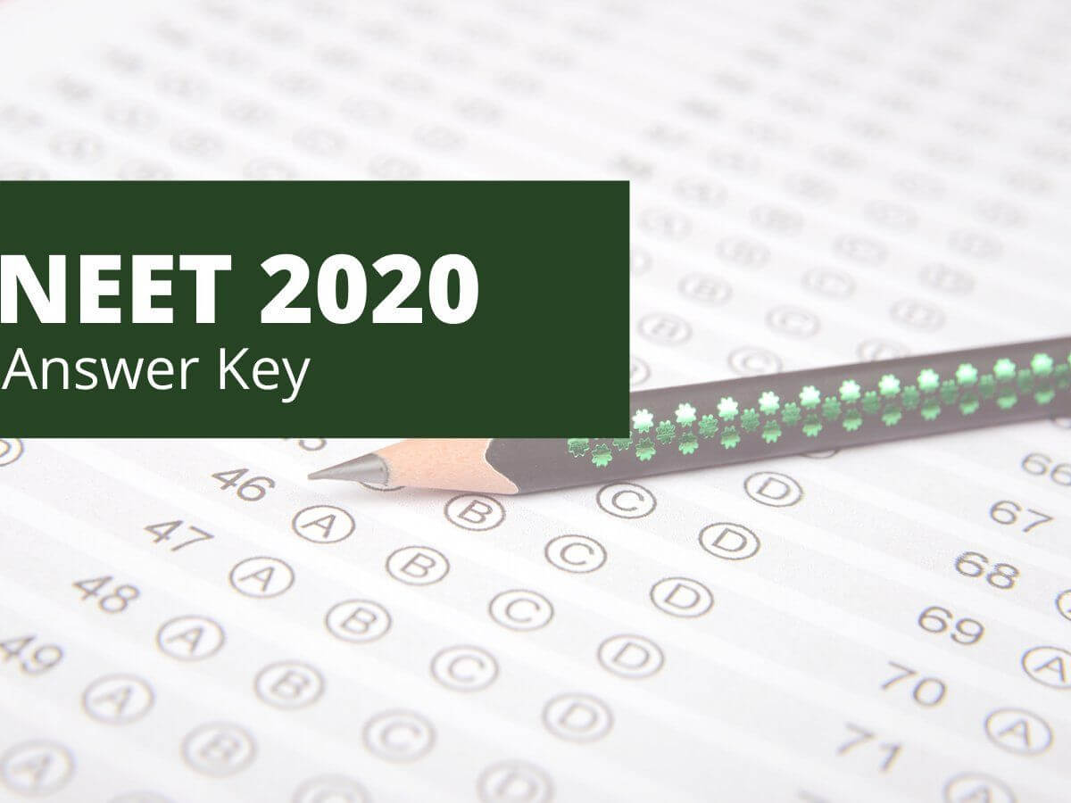 NTA releases NEET Answer Key 2020 at nta.ac.in or ntaneet.nic.in