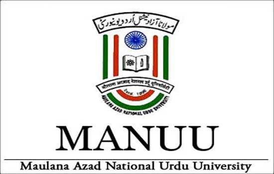 MANUU-DDE admission last date is Oct 20